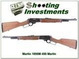 Marlin 1895M in 450 Marlin 19in barrel Exc Cond!
