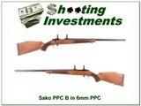Sako PPC B 6 PPC 24in Heavy Barrel Exc Cond