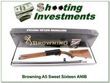 Browning Sweet Sixteen 28in Invector ANIB - 1 of 4