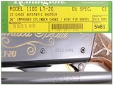 Remington 1100 LW-20 Ga 1981 Ducks Unlimited NIB! - 4 of 4