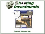 Smith & Wesson 4040 in 40 caliber