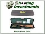 Rizzini Aurum 28 Ga Exc in case!