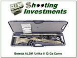 Beretta AL391 Urika II 12 Ga Camo in case - 1 of 4