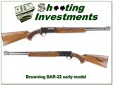 Browning BAR 22 Semi-auto 22 LR - 1 of 4