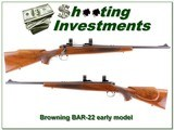 Remington 700 ADL early pressed checkering 6mm Rem!