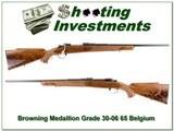 Browning 69 Belgium Mdeallion Grade 30-06