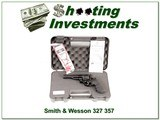 Smith & Wesson 327 in 357 Magnum 4.75 in in case!