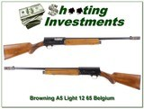 Browning A5 Light 12 65 Belgium nice!