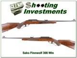 Sako Finnwolf VL63 308 Win