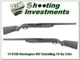 Remington 887 M887 Nitromag 3.5 in 12 Gauge 28in