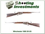 Winchester 1895 30 US (30-40 Krag) made in 1914