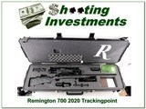 Remington 20/20 30-06 Tracking Point scope system