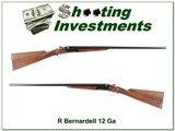 R Bernardelli 20 Ga SxS 28in IC & Cyl tubes