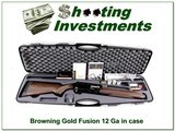 Browning Gold Fusion 12 Gauge NIC
