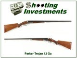 Parker Trojan 12 Ga 30in barrels made in 1920!