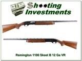 Remington 1100 Skeet B 12 Ga Exc Cond!