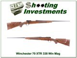 Winchester Model 70 XTR 338 Win Mag Excellent!
