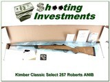Kimber 84M Select Grade in 257 Roberts ANIB!