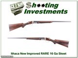 Ithaca New Improved Skeet 16 Gauge RARE