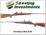 Browning X-bolt Medallion 30-06