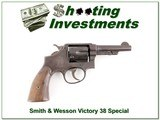 Smith & Wesson Victory 38 Special