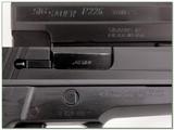 Sig Sauer P226 40 S&W in case w/ 4 Magazines - 4 of 4