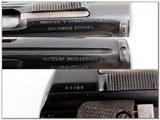 Astra 600 9mm pistol Exc All original - 4 of 4