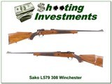 Sako L579 Forester in 308 Winchester - 1 of 4