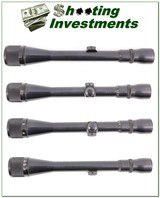 Vintage Weaver USA 3-9 AO rifle scope Collector Condition!