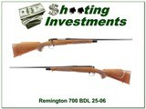 Remington 700 BDL 25-06 Rem