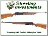 Browning BAR Grade II 30-06 69 Belgium