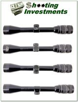 Weatherby Premier 3-9 X Rifle Scope Exc Cond