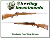 Weatherby Mark V Deluxe 7mm German