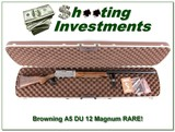 Browning A5 DU Canadian 3in Magnum RARE