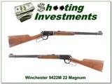 Winchester 9422M 1976 22 Magnum exc cond!