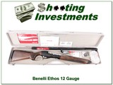 Benelli Ethos 12 Ga Walnut Blued 26in XX Wood!