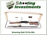 Browning Gold Ladies Clay 12 Ga NIB!
