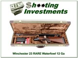 Winchester 23 Waterfowl RARE SxS 12 Ga Magnum