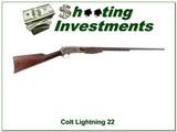 Colt Lightning magazine rifle made in 1899