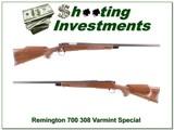 Remington 700 Varmit Special RARE 308 Winchester!