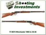 Winchester 1894 RARE 32WS Take down original!