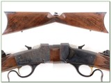 Browning 1885 Traditional Hunter Low Wall 45 COLT! - 2 of 4