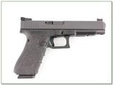 Glock 35 Gen 4 40 new & unfired in case - 2 of 4
