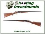 Parker Trojan rare 16 Gauge 26in all-original