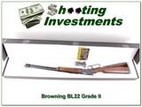 Browning BL22 22 S, L & LR NIB