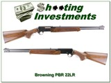 Browning BPR 22 LR Exc Cond