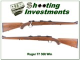 Ruger 77 International in 308 Winchester