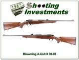 Browning A-bolt II 30-06