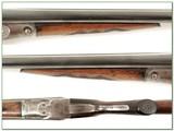 Parker Brothers Grade 2 1891 made 12 gauge - 3 of 4