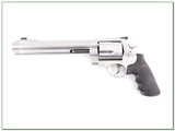 Smith & Wesson 500 Magnum 8 3/8in stainless in case - 2 of 4